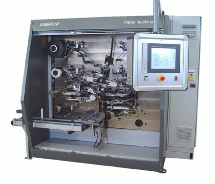 Greencap - Capacitors winding machine